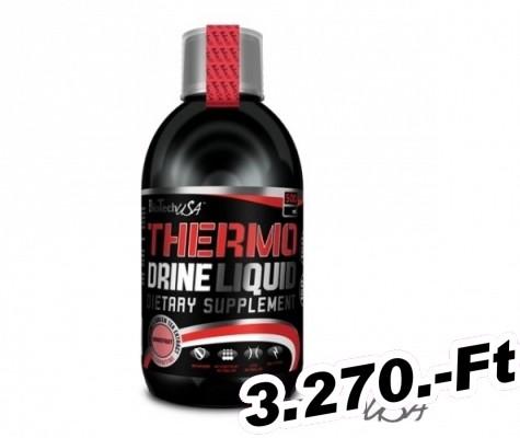 Termozsírégető max, Thermo Drine Liquid - ml