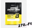 BioTech USA Amino Energy Zero with electrolytes 14 g Barackos-Ice Tea